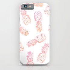 Pink Pineapples iPhone 6 Slim Case