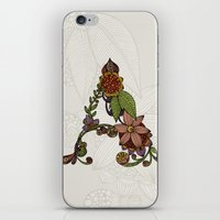A is for... iPhone & iPod Skin