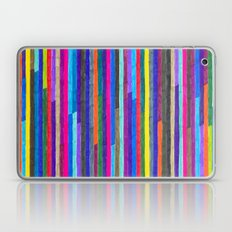 Broken Stripes Laptop & iPad Skin