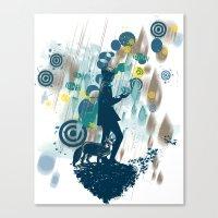 Le Petit Prince 2010 Canvas Print