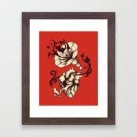 Listen To Your Heart Framed Art Print