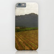 Rioja vineyards, spain, late spring iPhone 6 Slim Case