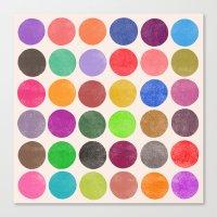colorplay 15 Canvas Print