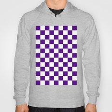 Checker (Indigo/White) Hoody