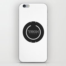 tron14 iPhone & iPod Skin