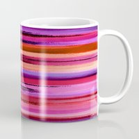 Watercolour Streak Mug