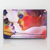 I love you, I hate you iPad Case
