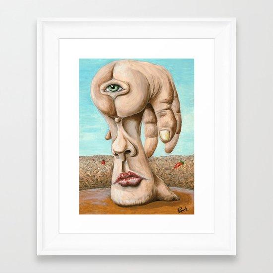 030113 Framed Art Print