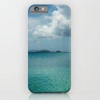 Caribbean Sea View iPhone 6 Slim Case