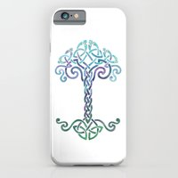 Woven Tree of Life - Cool iPhone 6 Slim Case