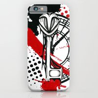 iPhone & iPod Case featuring Timekeeper by Eric Weiand