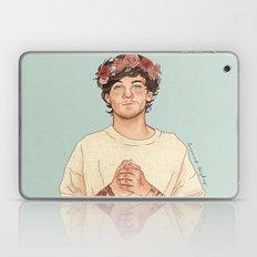 Tommo Flower crown Laptop & iPad Skin