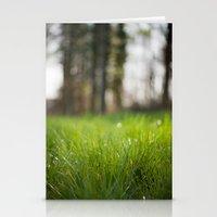 Spring Awakens Stationery Cards