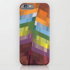 The Patterned Feather Slim Case iPhone 6s