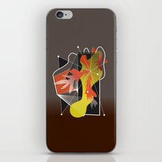Abstract Design 7752 iPhone & iPod Skin