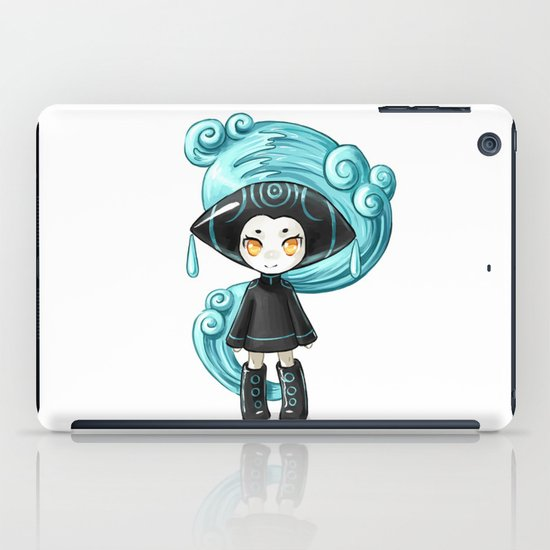 Water Sprite iPad Case