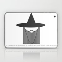 Gandalf Minimalist Laptop & iPad Skin