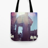 Caesar, Your Palace Is L… Tote Bag
