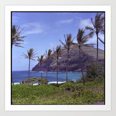 Hawaii Heaven Art Print