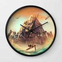 CAPRICORN From The Danci… Wall Clock