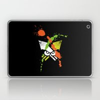 Splatoon - Turf Wars 1 Laptop & iPad Skin