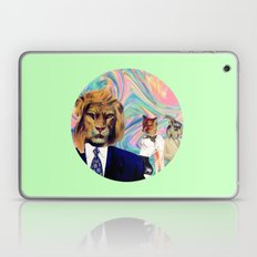 Darwinism Laptop & iPad Skin