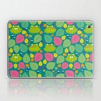 Frogs Pattern Laptop & iPad Skin