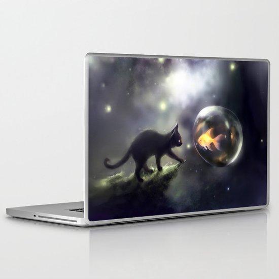 mutual thing Laptop & iPad Skin