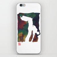 Capoeira 424 iPhone & iPod Skin
