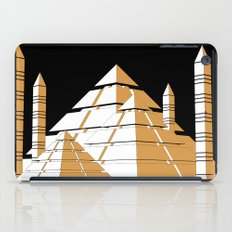 Pyramids iPad Case