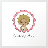 Emberly Ann Art Print