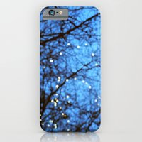 iPhone & iPod Case featuring Christmas Night by sparkofinspiration