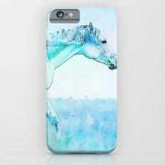 Blue Horse  iPhone 6 Slim Case