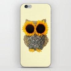 Hoot! Day Owl! iPhone & iPod Skin