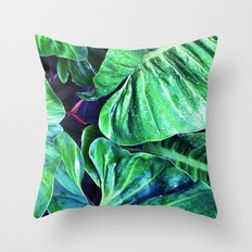 Another Botanical #society6 #decor #buyart Throw Pillow