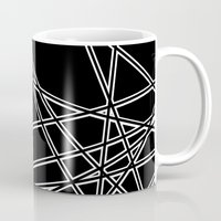 To The Edge Black #2 Mug