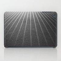 Endless Rows iPad Case