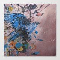 Buteo Regalis Canvas Print