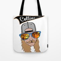 Trill Collin's Tote Bag