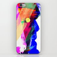 Joe Kay - Telepathy iPhone & iPod Skin