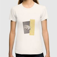 Cigarettes & Cigarettes Womens Fitted Tee Natural SMALL