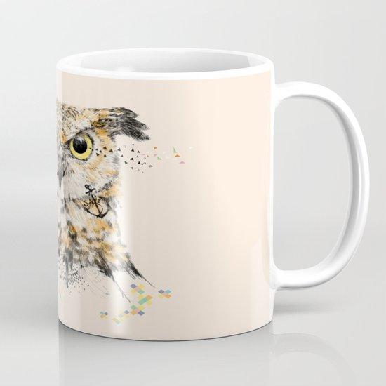 Mr.Owl II Mug
