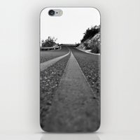 Winding Up iPhone & iPod Skin