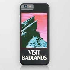 BADLANDS POSTER // HALSEY iPhone 6 Slim Case