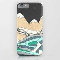iPhone & iPod Case featuring Over the Ocean by Pips Ebersole