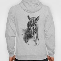 Leopard Spotted Horse Po… Hoody