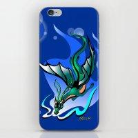 Comet Dragon iPhone & iPod Skin