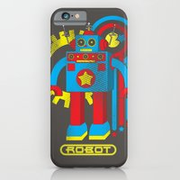 iPhone & iPod Case featuring Asimov's Law by Maggie Davidson