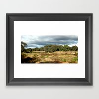 Swamp - Heritage Trail Framed Art Print