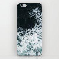 Ocean's glass iPhone & iPod Skin